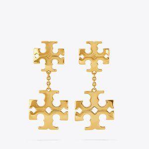 🔥Tory Burch 2020 double logo earrings